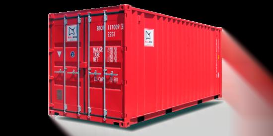contenedor almacenamiento