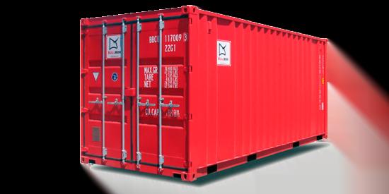 contenedor marítimo 20