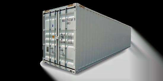 40HC maritimo - contenedor 40' Doble puerta
