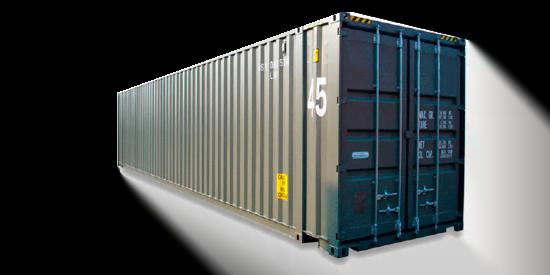 45HC - conteneur 45' HC