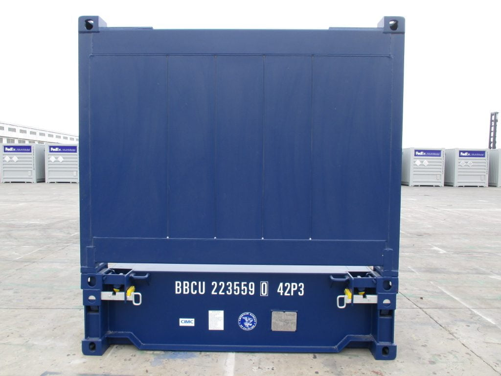 40 39 flat rack container bullbox for Container en francais