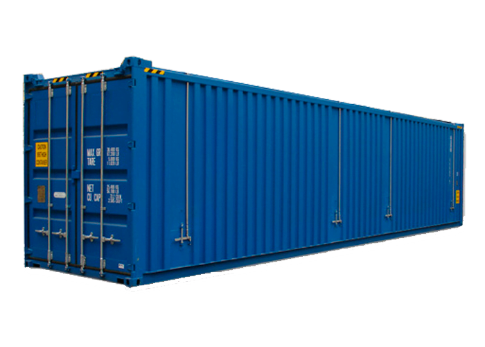Contenedor 20 39 hard top bullbox for Container en francais