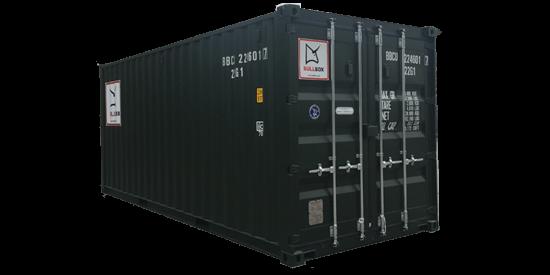 20 maritimo2 - contenedor 40' Doble puerta