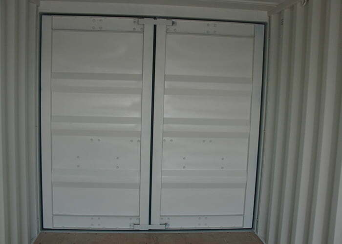 20dd 06 - contenedor 20' Double Door