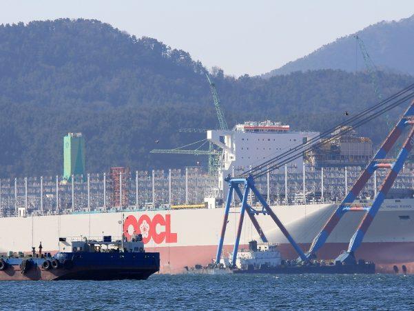 OOCL ship 601x451 - Blog