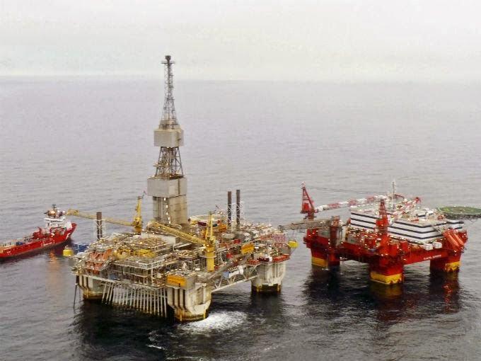 industria del gas