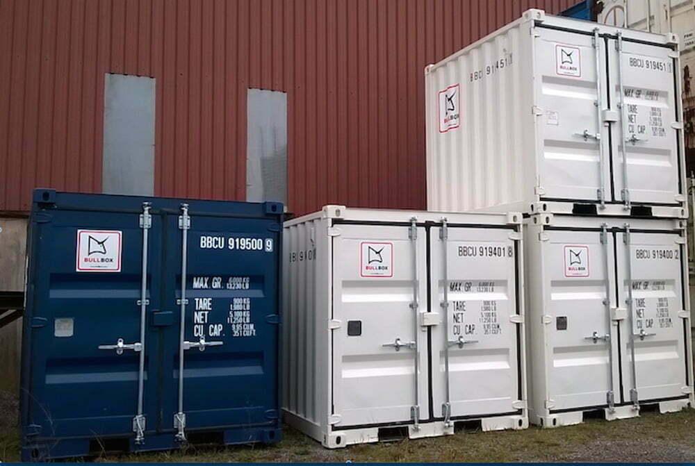 contenedores bullbox 33 - conteneur 8'